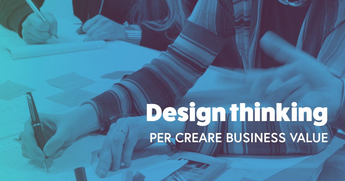 Design thinking all'interno delle aziende italiane